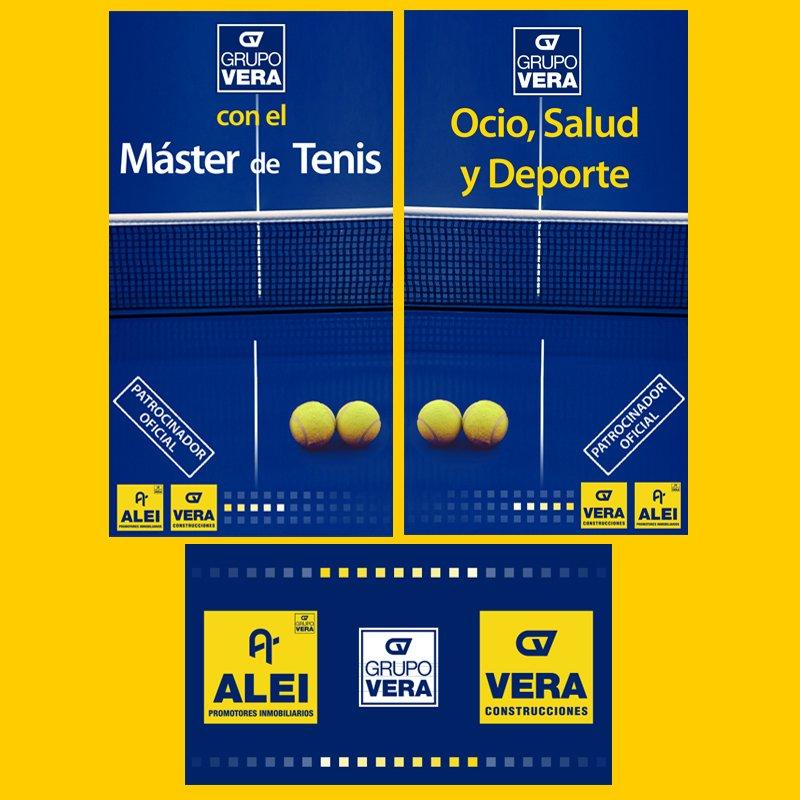 Diseño de expositores y mostrador modular para Máster de Tenis (2007 – 2008)