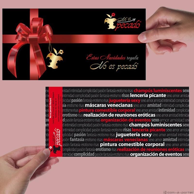 Flyer Especial de Navidad 2008 de No Es Pecado