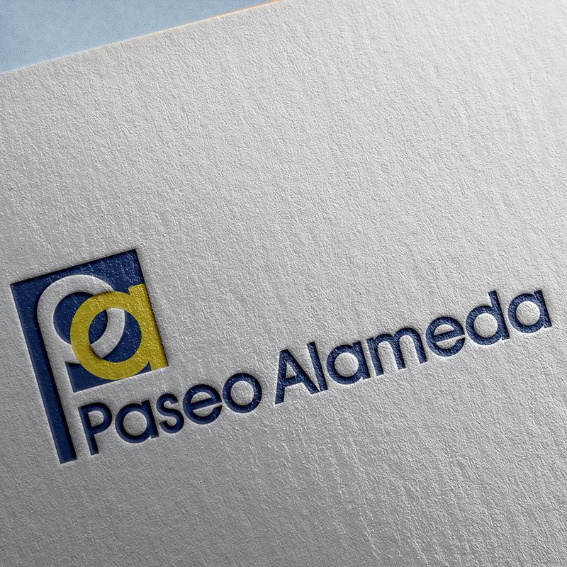 Logotipo de Paseo Alameda