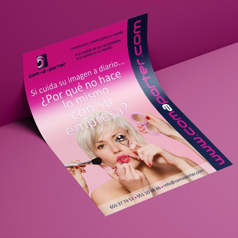 Páginas completas de Publicidad de Com-à-porter