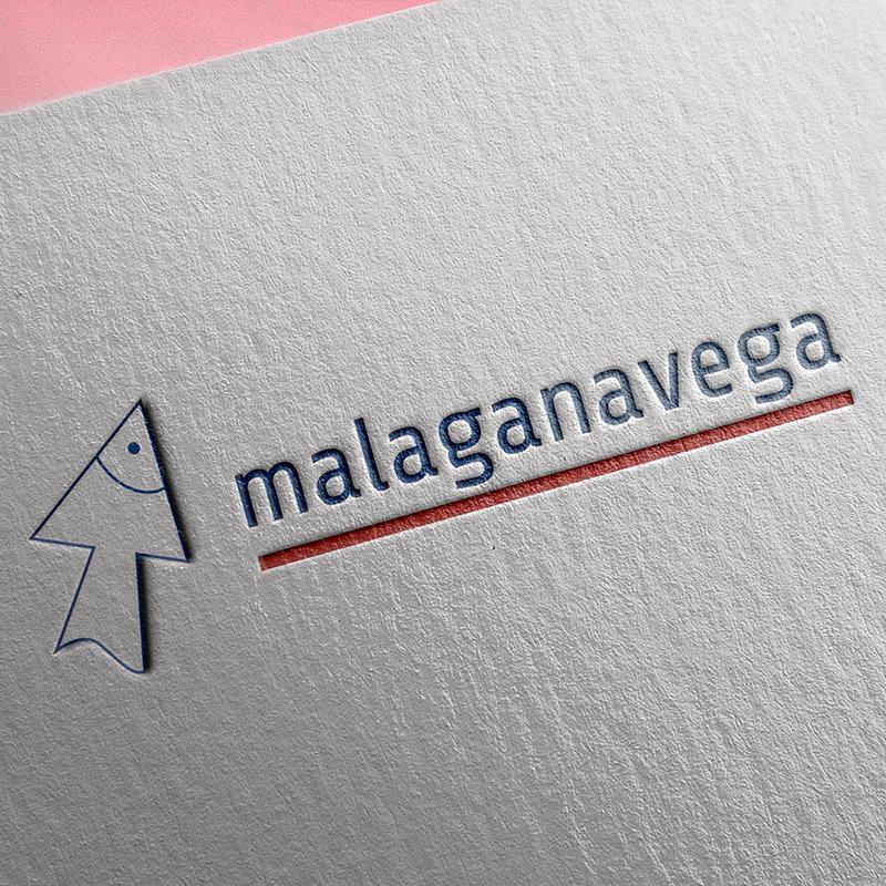 Logotipo de MalagaNavega