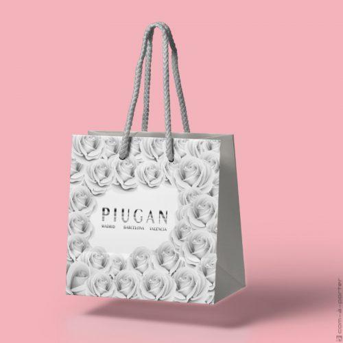 Diseño de bolsa para PIUGAN