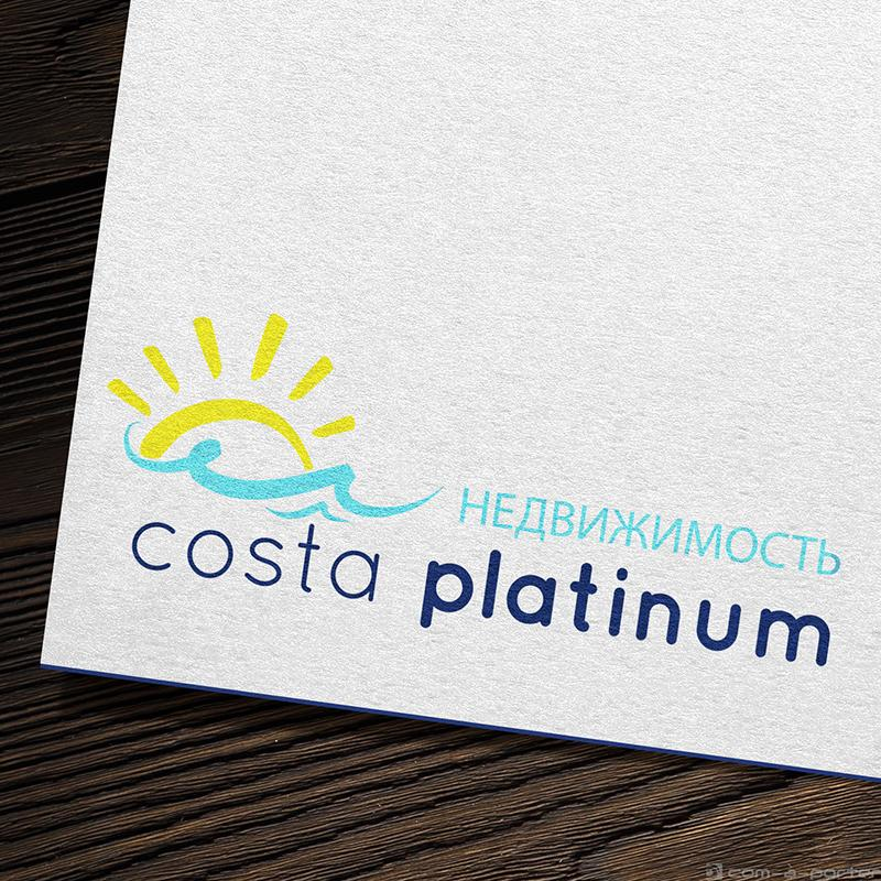 Logotipo de Costa Platinum