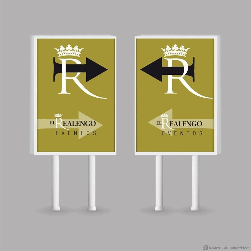 Vallas de El Realengo