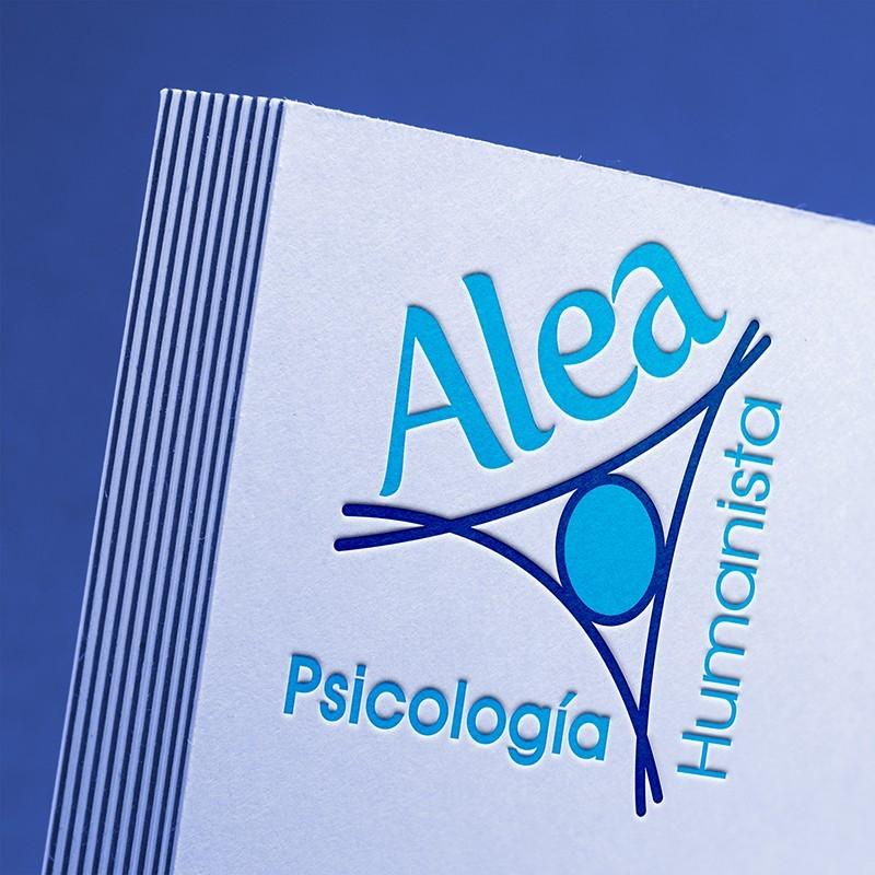 Logotipo de ALEA Psicología Humanista