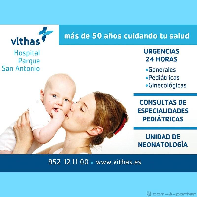 Vallas de Vithas Hospital Parque San Antonio