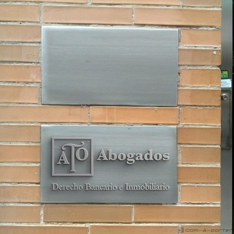 Decoración de Oficinas de ATO Abogados SLP