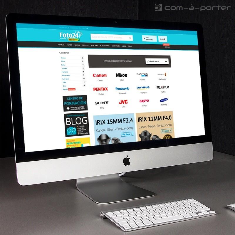 Foto24. Tienda online de fotografía