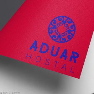 Logotipo de Hostal Aduar de la cadena Spain-Hostal