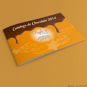Catálogo Fantasía de Chocolate