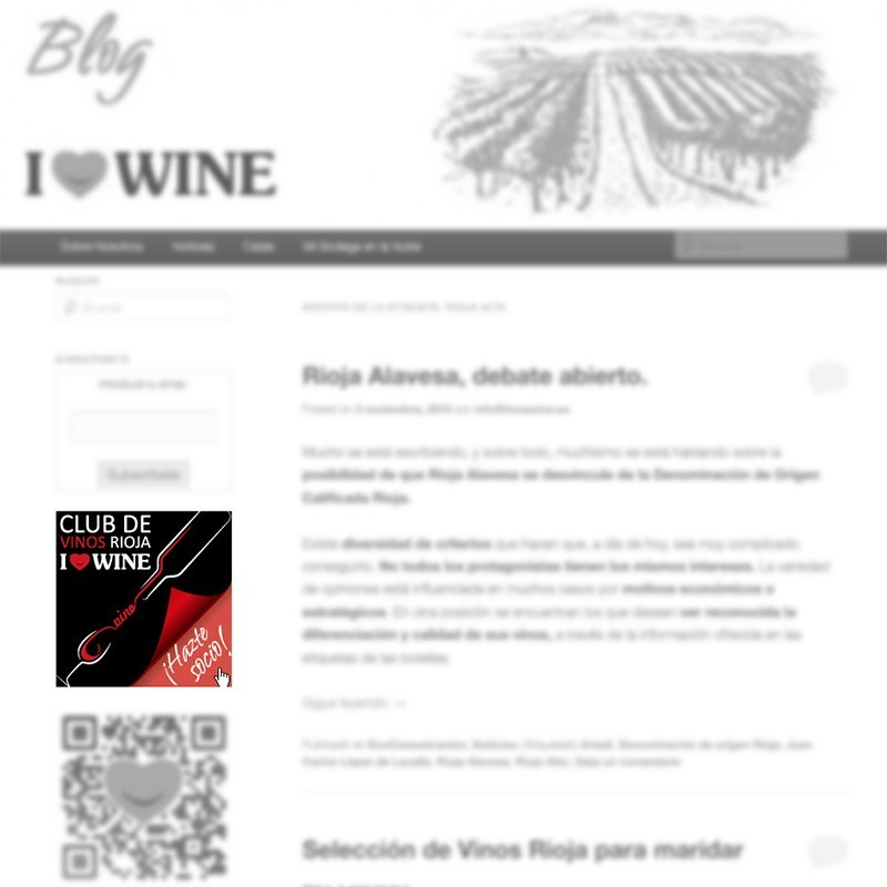 Banner Club de Vinos Rioja para Blog ILOVEWINE