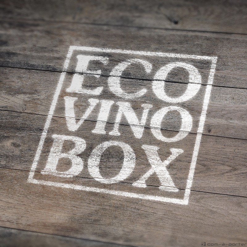 Logotipo de EcoVinoBox