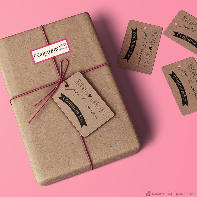 Packaging para Conjuntados Online Shop