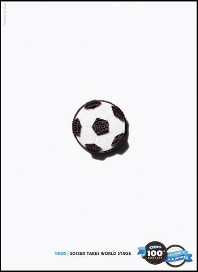 Soccer Takes World Stage (Primer campeonato mundial de fútbol, FIFA, que fue en Montevideo, Uruguay) - 1930