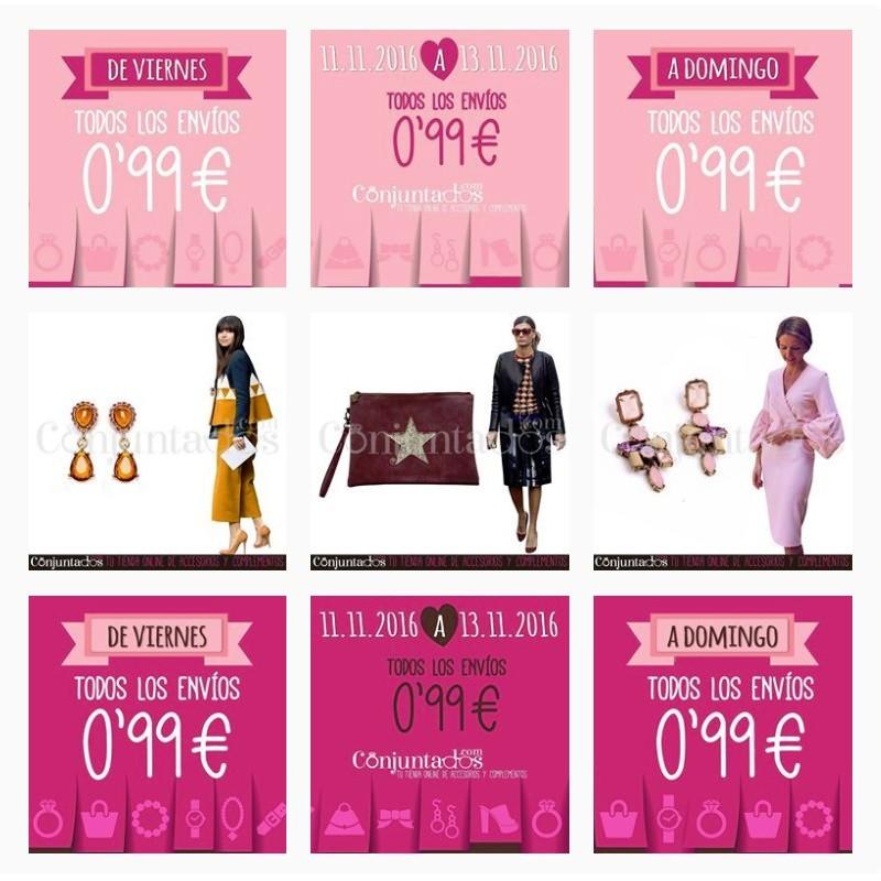 Diseños para las Redes Sociales de Conjuntados.com Online Shop