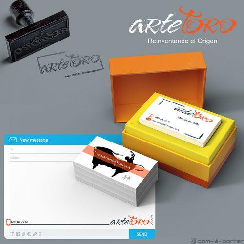 Imagen corporativa de ArteToro