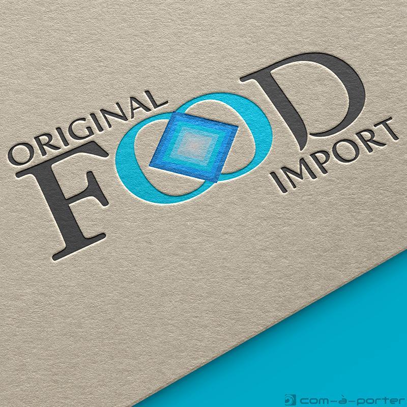 Logotipo de Original Food Import