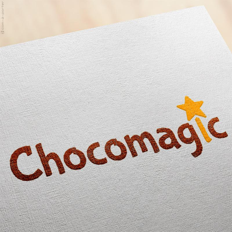 Logotipo de Chocomagic