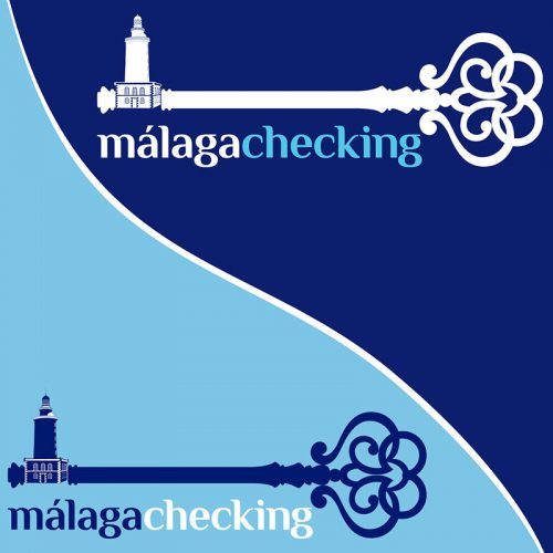 Logotipo Málaga Checking