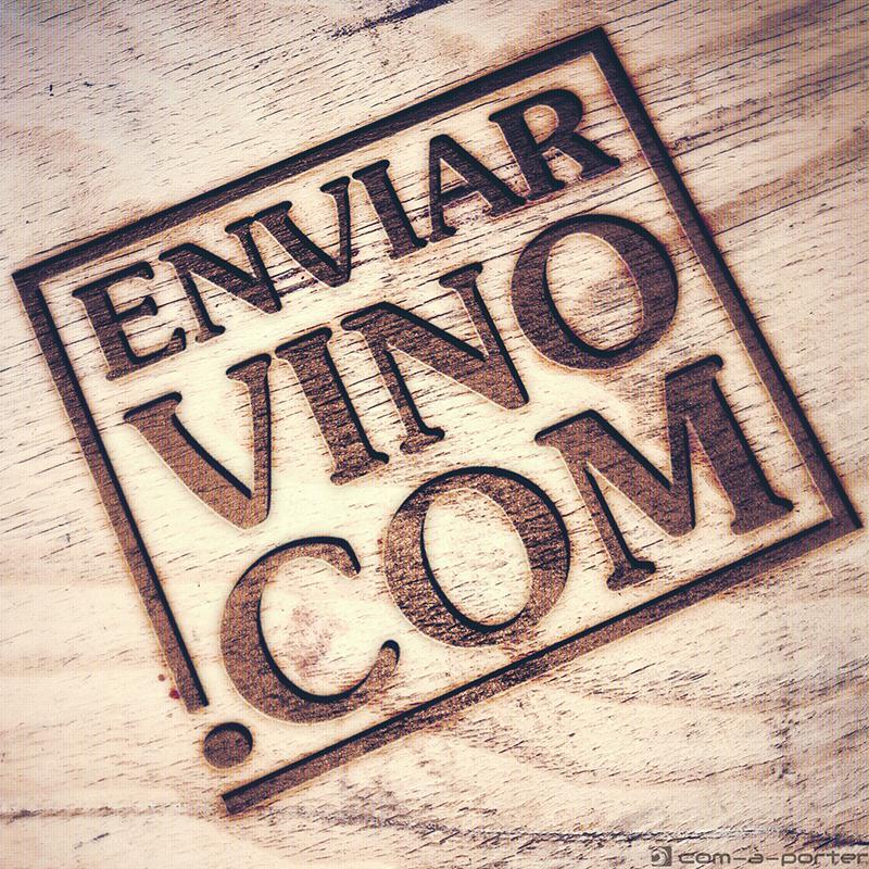 Logotipo de EnviarVino.com