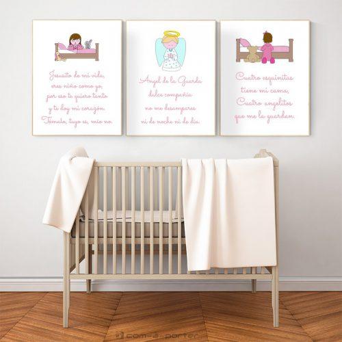 Diseño de Cuadros Infantiles