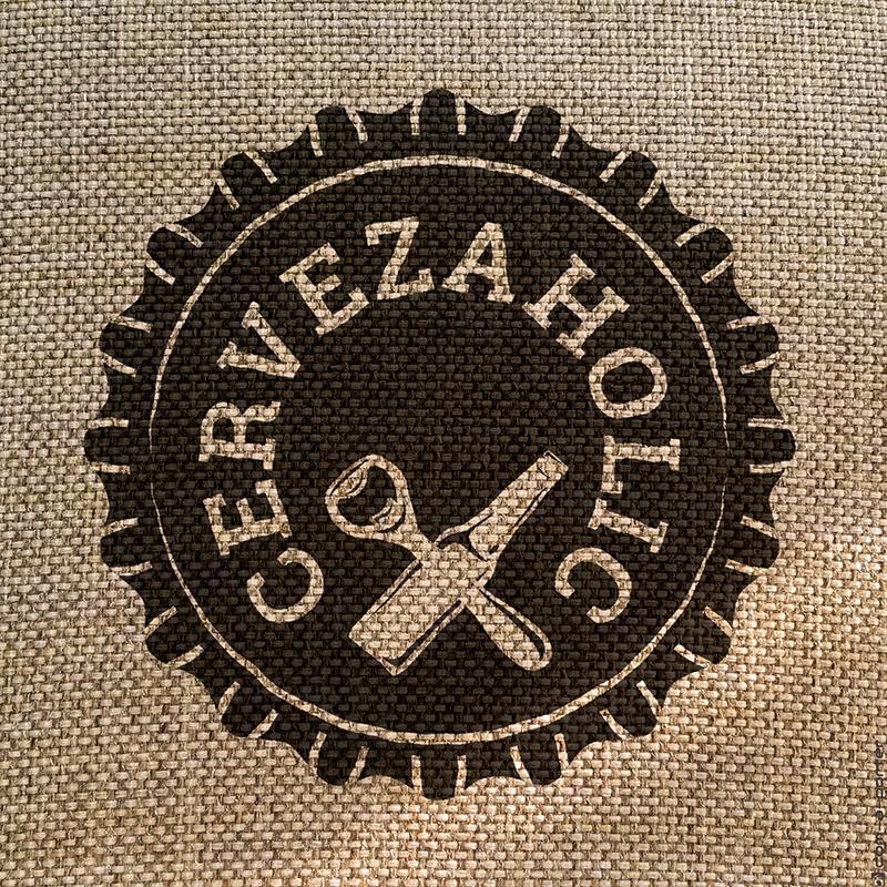 Logotipo de Cervezaholic