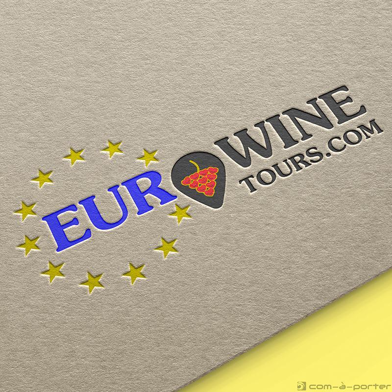 Logotipo de EuroWineTours.com