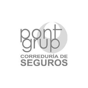 Nuestros Clientes. Pont Grup, Correduría de Seguros, S.A.