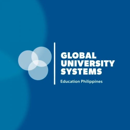 Logo animado para Global University Systems: Education Philippines