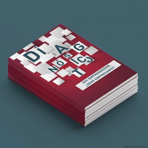 Maquetación de Guía Diagnóstivo Emprendedor (CEM - Cámara)