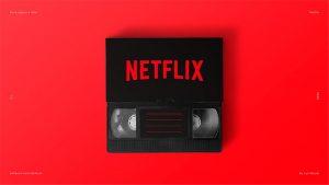 Ilustraciones nostálgicas de un tiempo pasado: Netflix