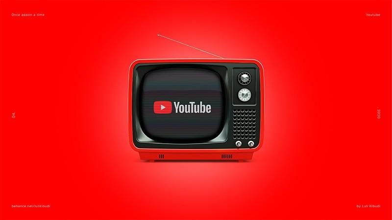 Ilustraciones nostálgicas de un tiempo pasado: Youtube