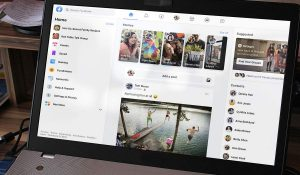 Facebook cambia de apariencia en septiembre