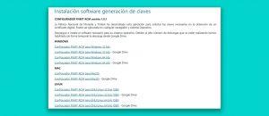 La descarga de la app para solicitar el certificado digital de la FNMT en Google Drive ... ¿en serio?
