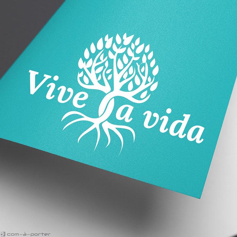Logotipo de Vive la Vida