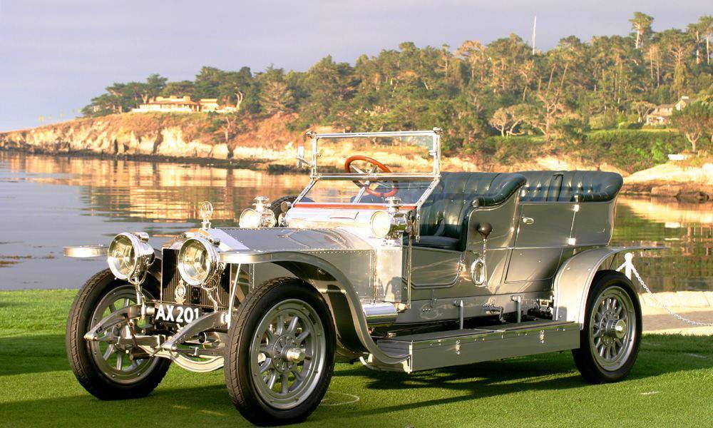 Modelo Silver Ghost, de Rolls-Royce