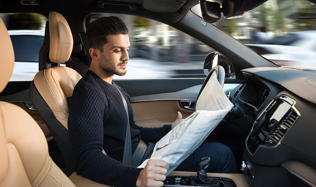 Los coches autónomos serán posible con el 6G