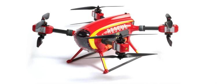 Auxdron Lifeguard drone, un fenómeno