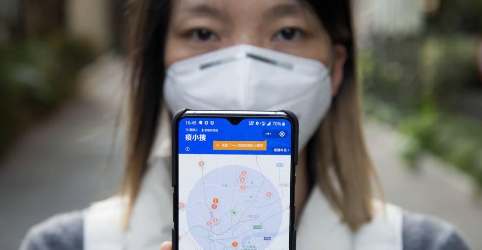 ¿Cómo usamos la tecnología para tratar de frenar el coronavirus?