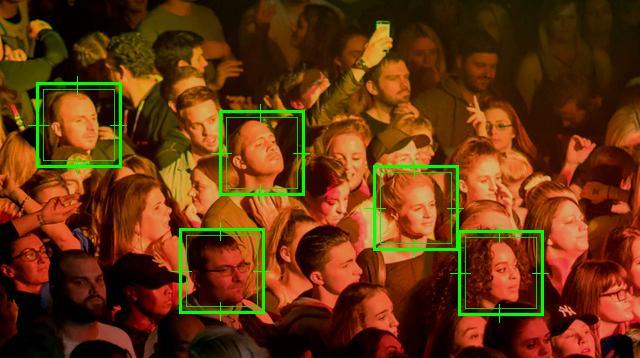 TicketMaster muestra interés por el reconocimiento facial