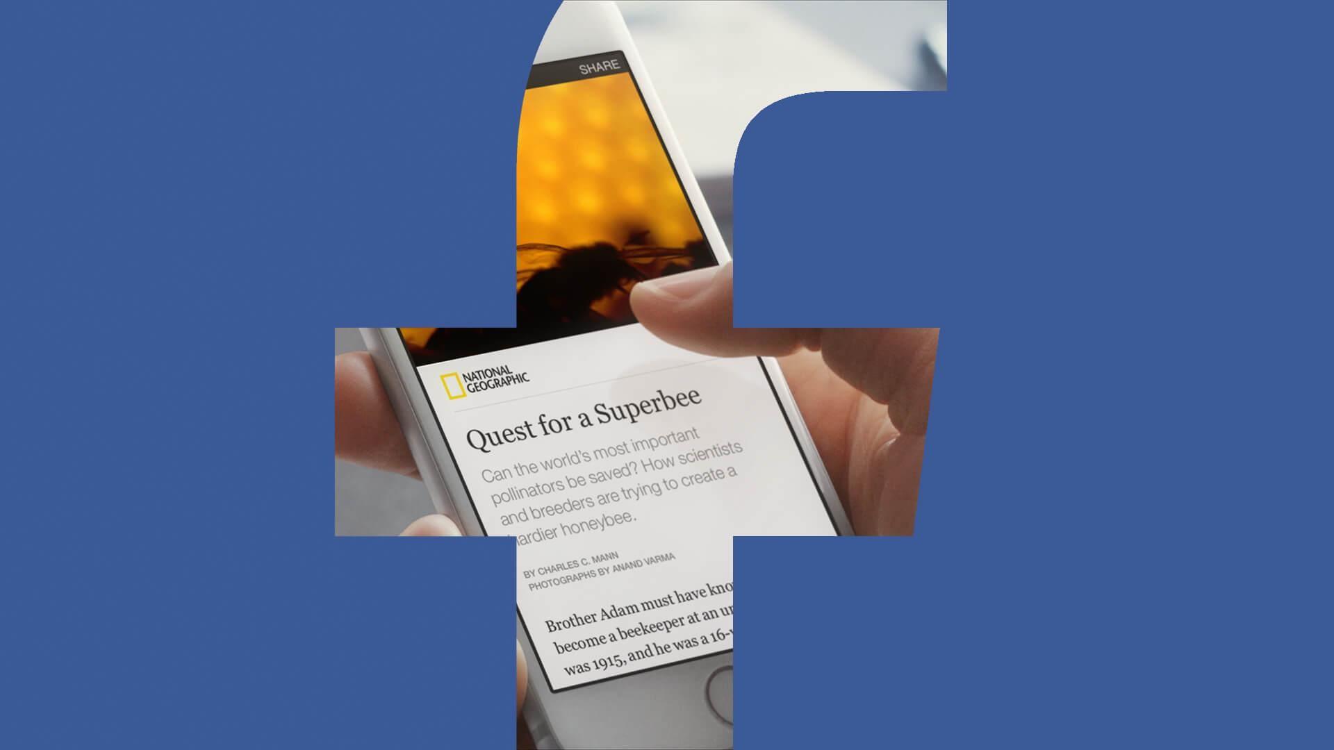 Call to Action de Facebook