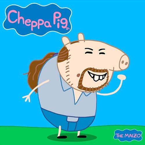 El auténtico y original Chepa Pig o Cheppa Pig