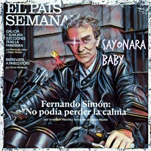 Fernando Simón siguiendo órdenes de la rata chepuda