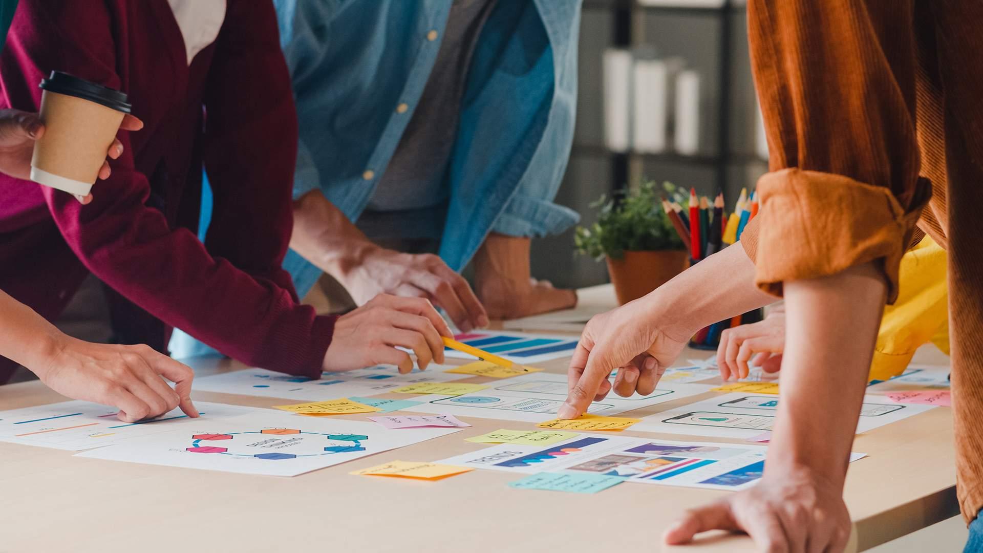 Cómo hacer el brainstorming perfecto con tu equipo