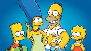 El marketing y Los Simpsons