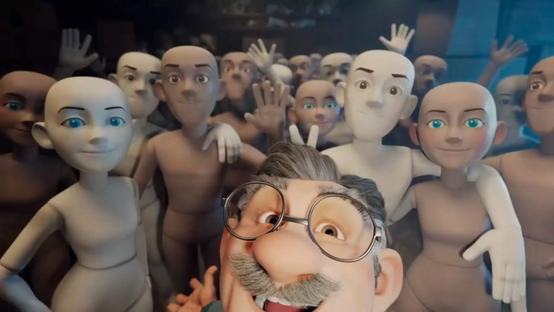 La animación publicitaria