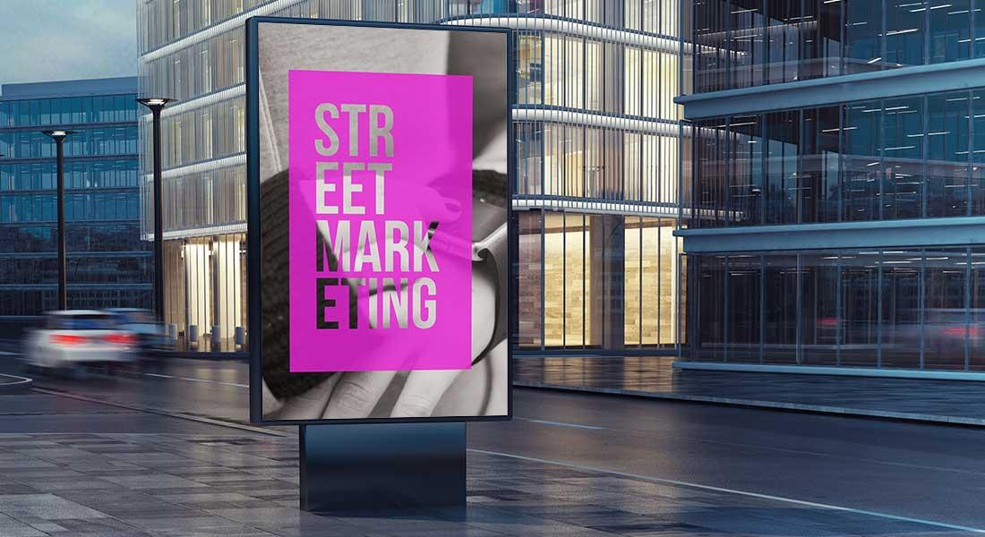 Street Marketing, creatividad a pie de calle