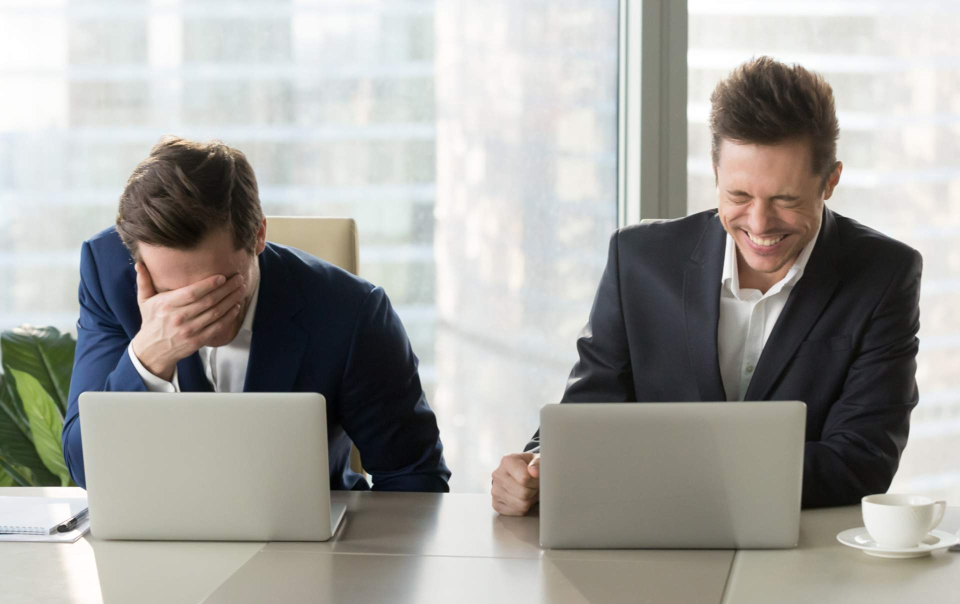 ¿Trabajas en una empresa feliz?