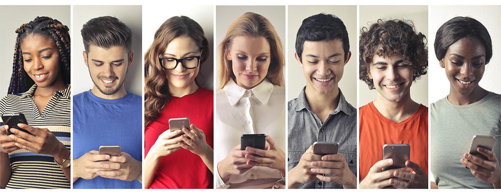 Uso del móvil en la sociedad española