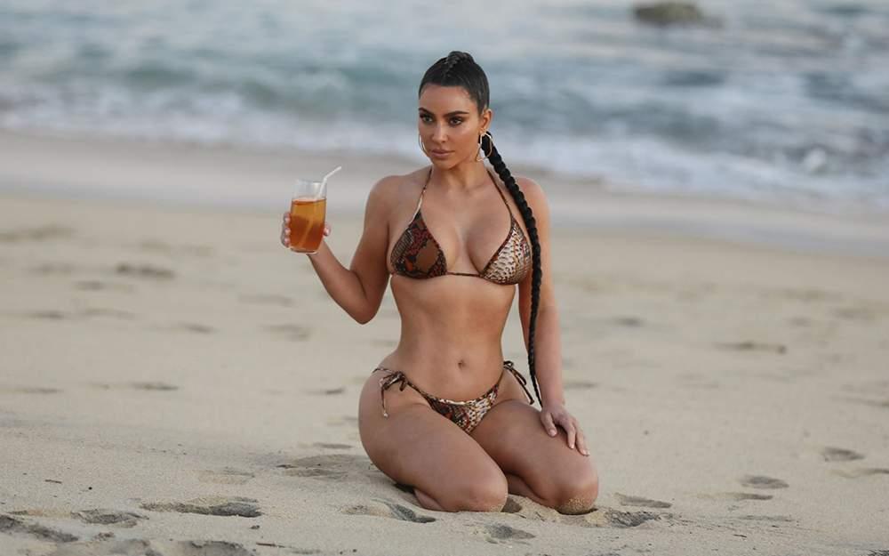 Kim Kardashian es otra que triunfa como los chichos